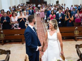 La boda de Pilar y Fran