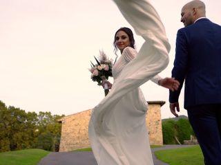 La boda de Sandra y Joaquin