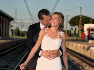 La boda de Raúl y Laura