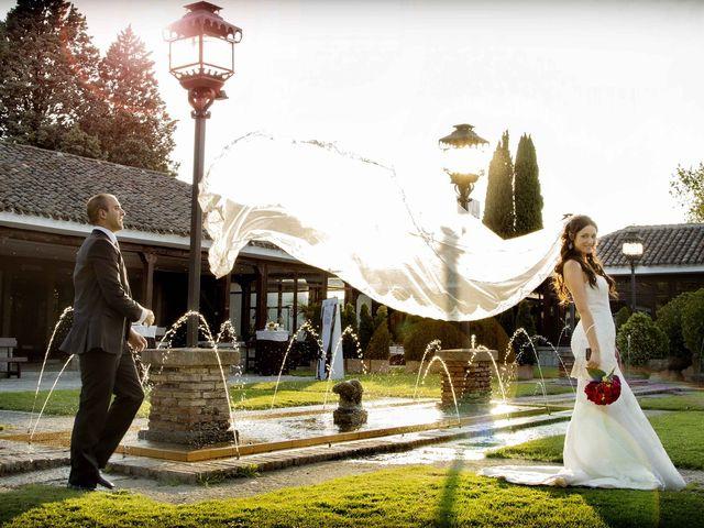 La boda de Débora y Borja