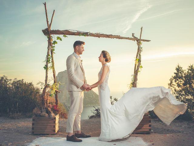 La boda de Nora y Tomás