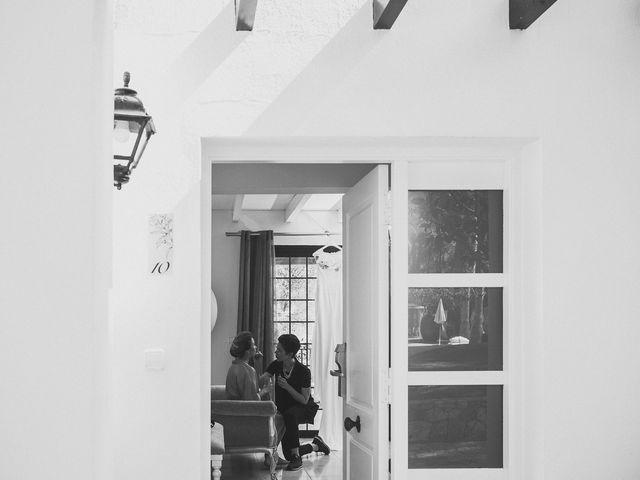 La boda de Tomás y Nora en Cala De San Vicente Ibiza, Islas Baleares 17