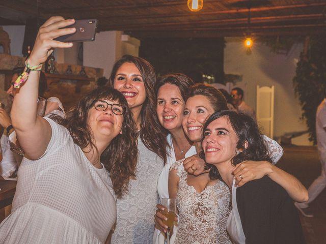 La boda de Tomás y Nora en Cala De San Vicente Ibiza, Islas Baleares 21