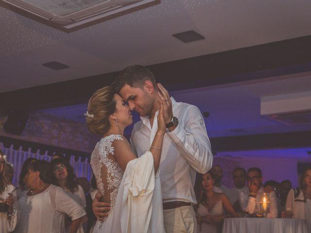 La boda de Tomás y Nora en Cala De San Vicente Ibiza, Islas Baleares 19