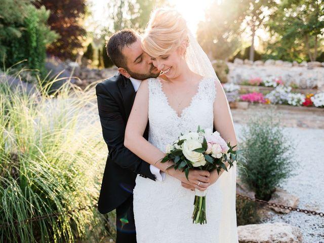 La boda de Inés y Samuel