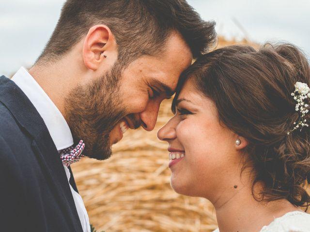 La boda de Silvia y Raúl