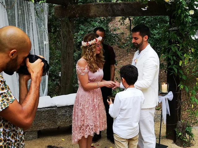 La boda de Gauri  y Albert
