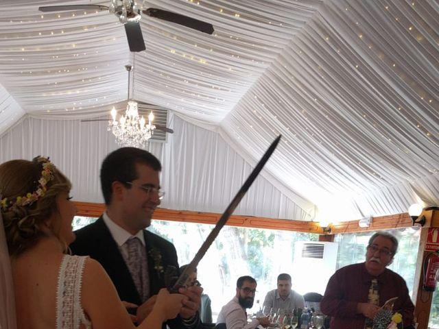 La boda de Alex y Clara en Alborache, Valencia 3