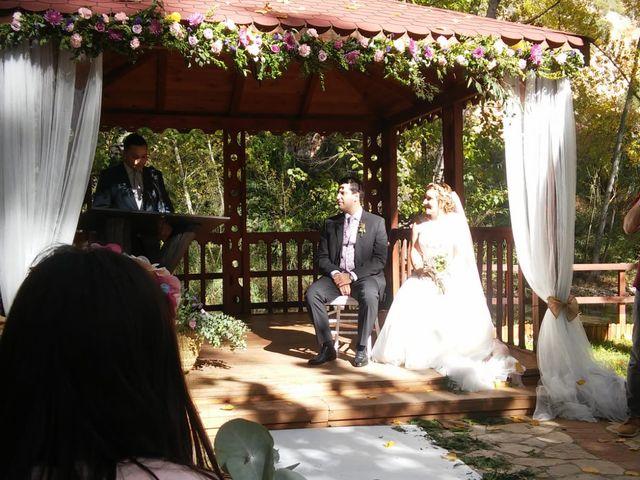 La boda de Alex y Clara en Alborache, Valencia 1