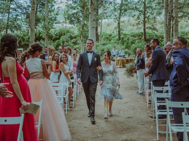 La boda de Ramón y Sira en Arbucies, Girona 23