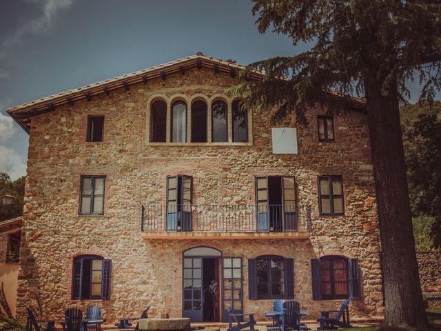 La boda de Ramón y Sira en Arbucies, Girona 2