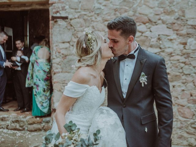 La boda de Ramón y Sira en Arbucies, Girona 30