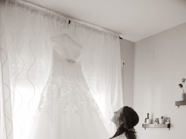 La boda de Lara y Jose en Premia De Dalt, Barcelona 6