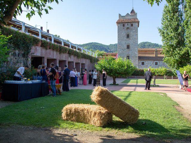 La boda de Lara y Jose en Premia De Dalt, Barcelona 9