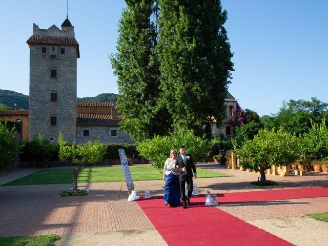 La boda de Lara y Jose en Premia De Dalt, Barcelona 11