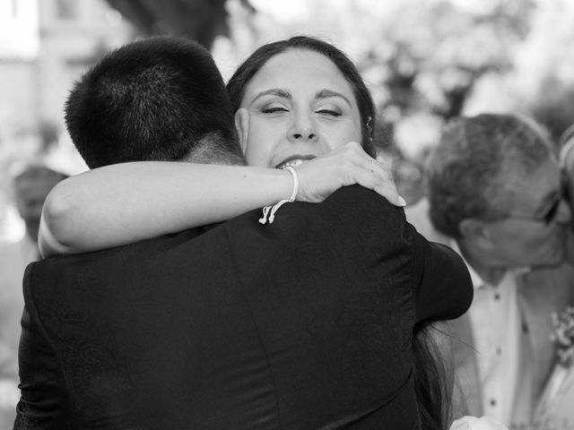La boda de Lara y Jose en Premia De Dalt, Barcelona 13
