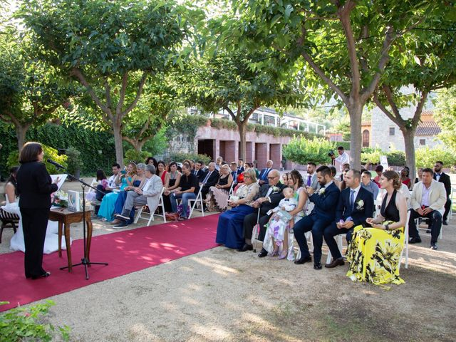 La boda de Lara y Jose en Premia De Dalt, Barcelona 14
