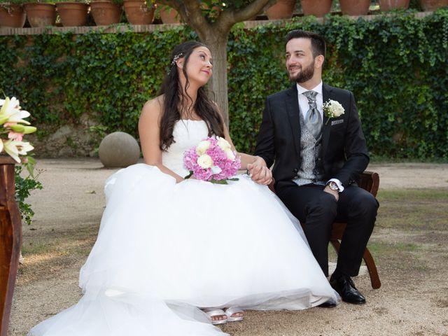 La boda de Lara y Jose en Premia De Dalt, Barcelona 16