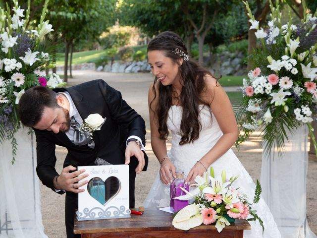 La boda de Lara y Jose en Premia De Dalt, Barcelona 17