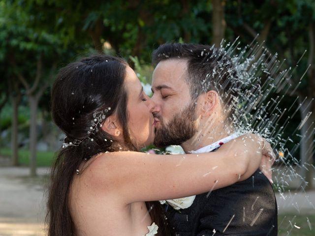 La boda de Lara y Jose en Premia De Dalt, Barcelona 18