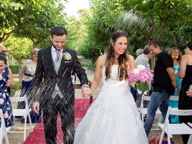 La boda de Lara y Jose en Premia De Dalt, Barcelona 19
