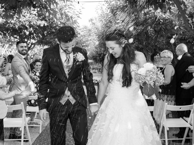 La boda de Lara y Jose en Premia De Dalt, Barcelona 20