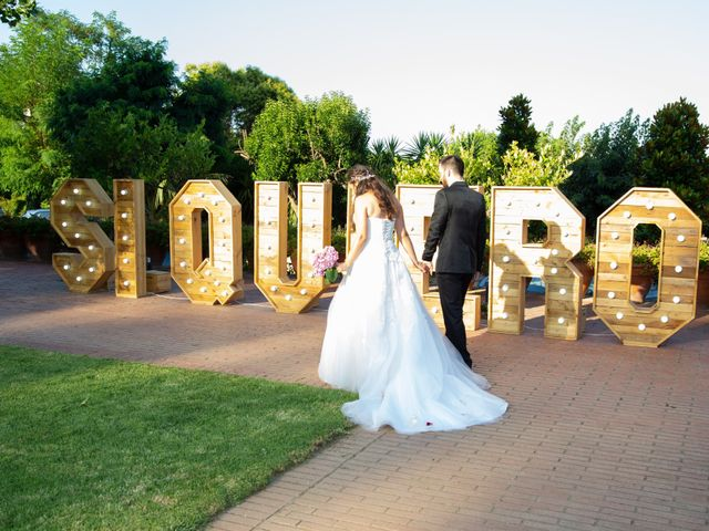 La boda de Lara y Jose en Premia De Dalt, Barcelona 21