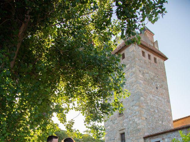 La boda de Lara y Jose en Premia De Dalt, Barcelona 23