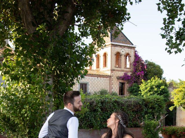 La boda de Lara y Jose en Premia De Dalt, Barcelona 26