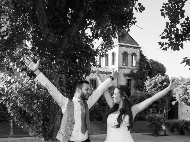 La boda de Lara y Jose en Premia De Dalt, Barcelona 27