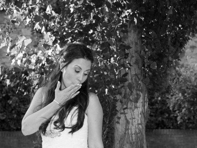 La boda de Lara y Jose en Premia De Dalt, Barcelona 28