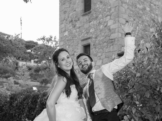 La boda de Lara y Jose en Premia De Dalt, Barcelona 29