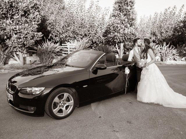 La boda de Lara y Jose en Premia De Dalt, Barcelona 30
