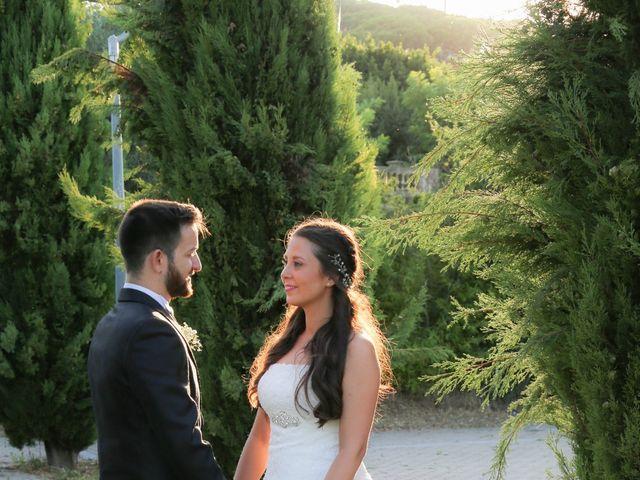 La boda de Lara y Jose en Premia De Dalt, Barcelona 33