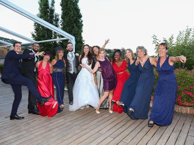 La boda de Lara y Jose en Premia De Dalt, Barcelona 34