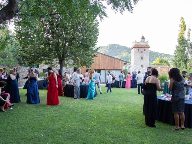 La boda de Lara y Jose en Premia De Dalt, Barcelona 36