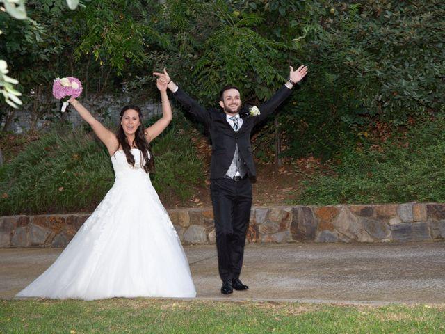 La boda de Lara y Jose en Premia De Dalt, Barcelona 37