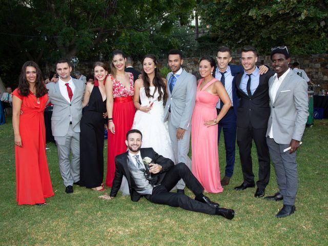 La boda de Lara y Jose en Premia De Dalt, Barcelona 41