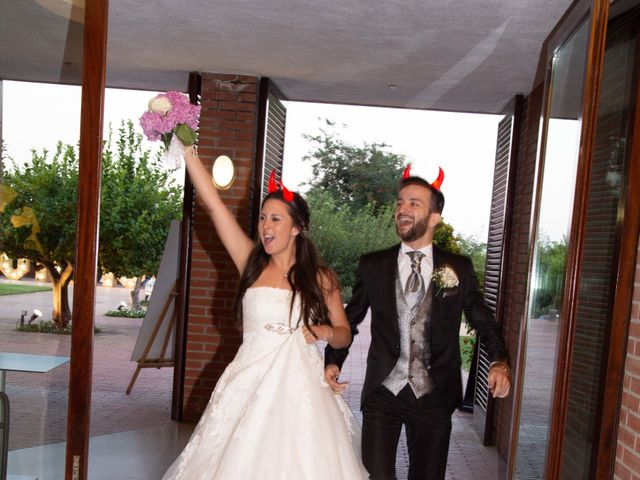 La boda de Lara y Jose en Premia De Dalt, Barcelona 42