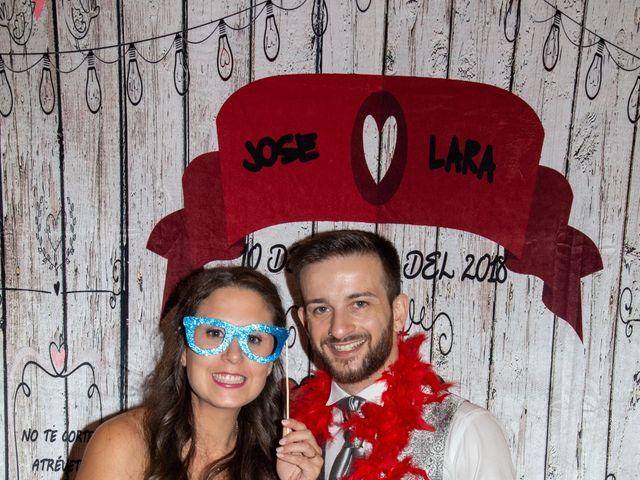 La boda de Lara y Jose en Premia De Dalt, Barcelona 46