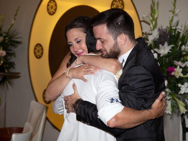La boda de Lara y Jose en Premia De Dalt, Barcelona 48