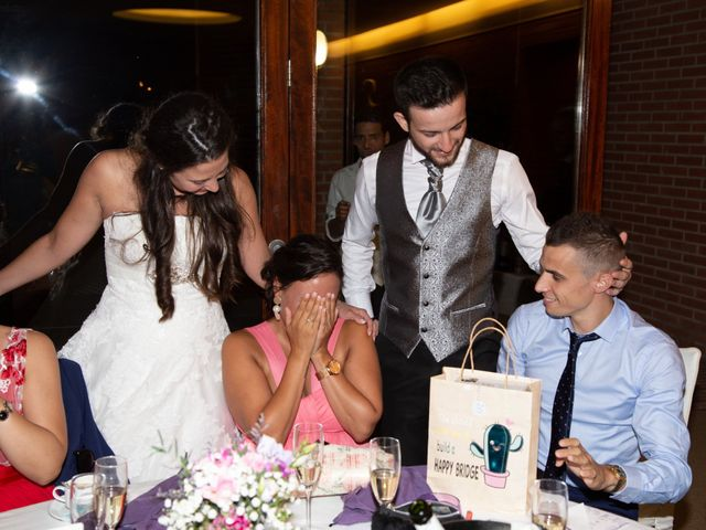 La boda de Lara y Jose en Premia De Dalt, Barcelona 49