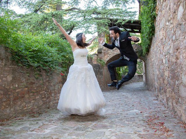 La boda de Lara y Jose en Premia De Dalt, Barcelona 55