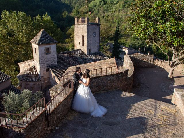 La boda de Lara y Jose en Premia De Dalt, Barcelona 57