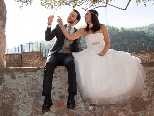 La boda de Lara y Jose en Premia De Dalt, Barcelona 58