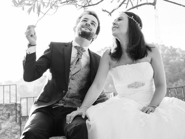 La boda de Lara y Jose en Premia De Dalt, Barcelona 59