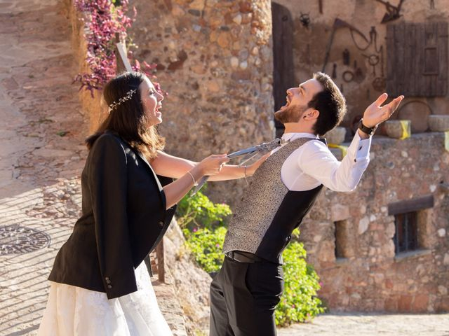 La boda de Lara y Jose en Premia De Dalt, Barcelona 60