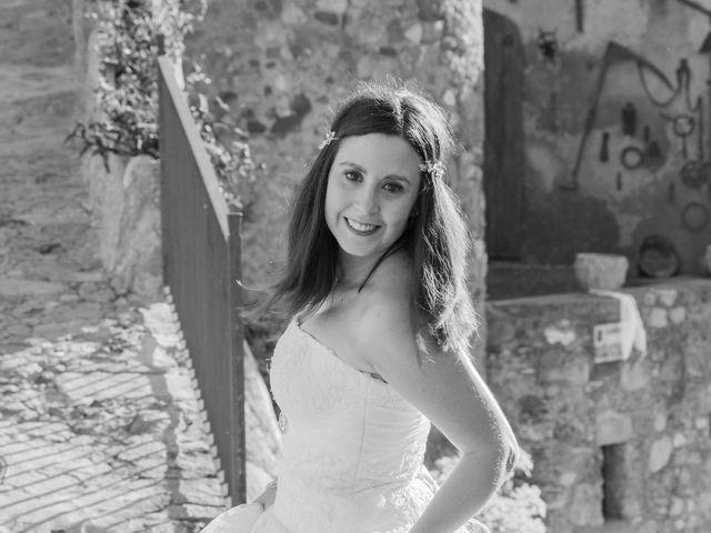 La boda de Lara y Jose en Premia De Dalt, Barcelona 61