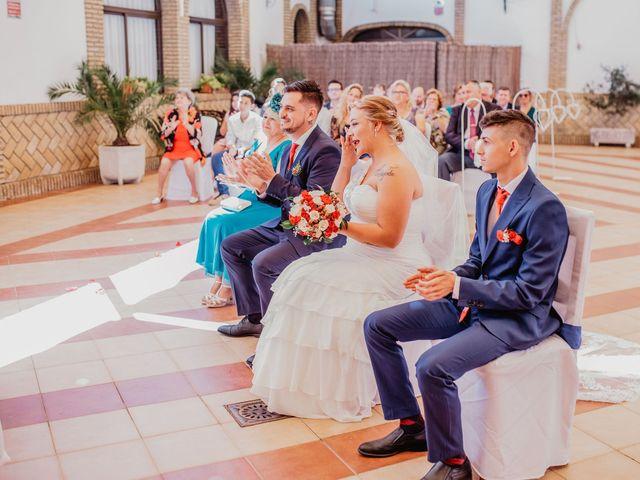 La boda de Fran y Esperanza en Albaida Del Aljarafe, Sevilla 14