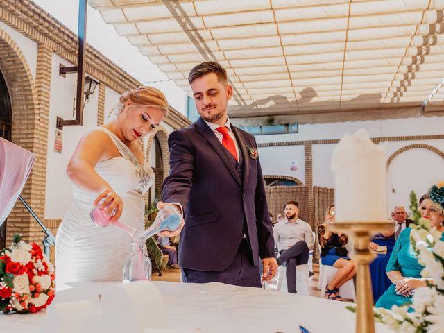 La boda de Fran y Esperanza en Albaida Del Aljarafe, Sevilla 16